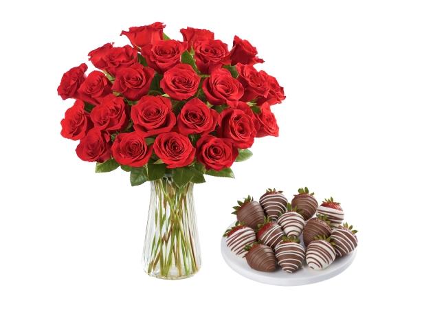 Red Rose Bundle