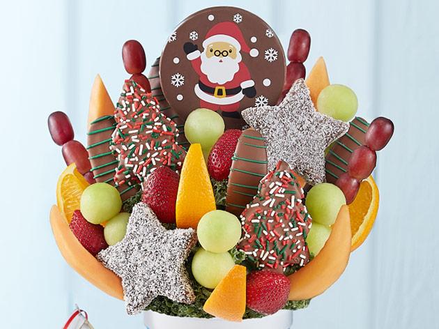 Holiday Fruit Arrangements