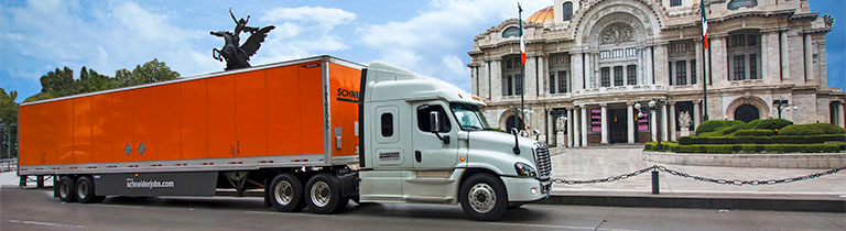 Schneider office jobs in Mexico
