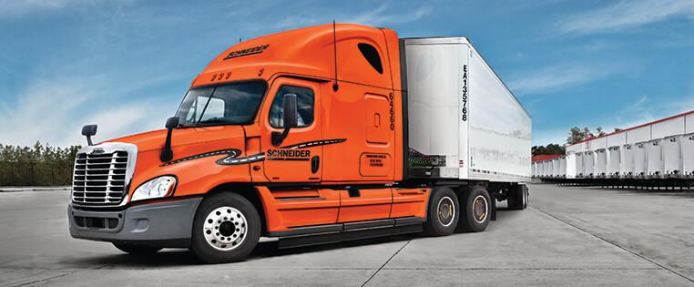 Schneider Part-time Truck Driving Jobs