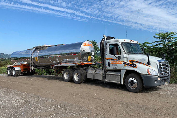 Local Tanker Truck Driving Jobs
