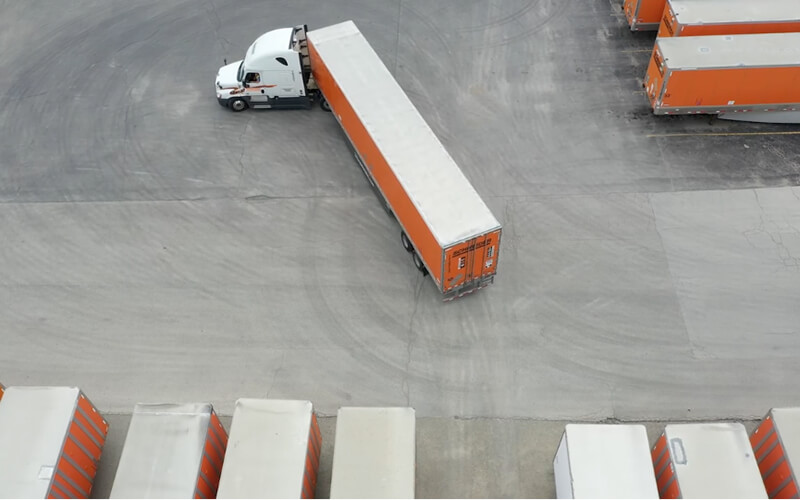 Whether you're a new driver still learning the basics or an experienced driver wanting to brush up on your skills, watch Schneider's video on how to back up a tractor-trailer.