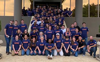 Schneider's STM team in Dallas.