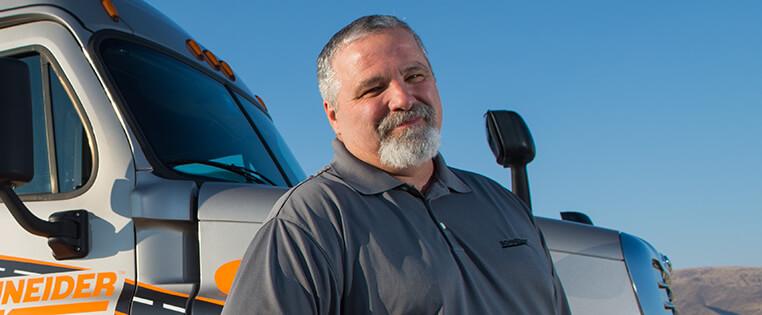 Schneider Solo Truck Driving Jobs