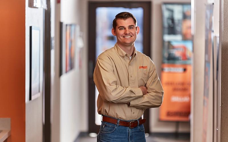 Schneider sales representative