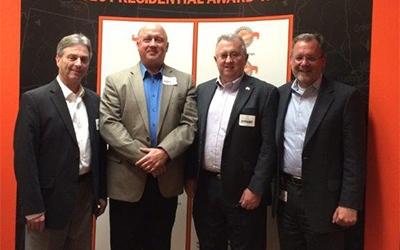 Schneider Presidential Award Recipients