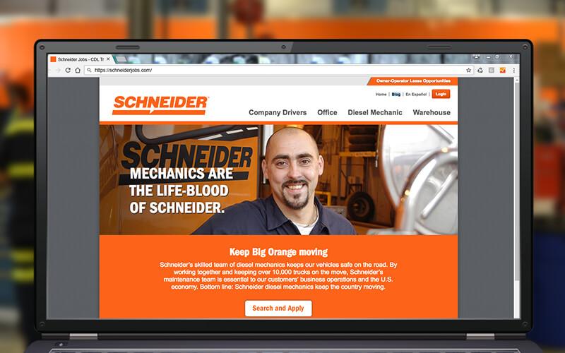 Diesel Technician SchneiderJobs.com Updates