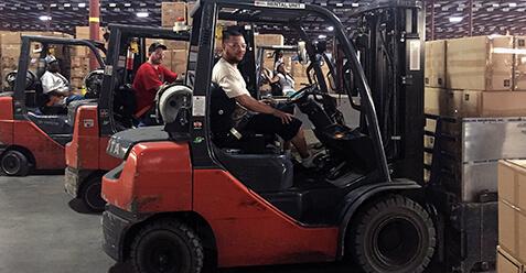 Why Schneider Warehouse Jobs