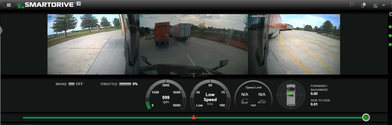 SmartDrive video screenshots