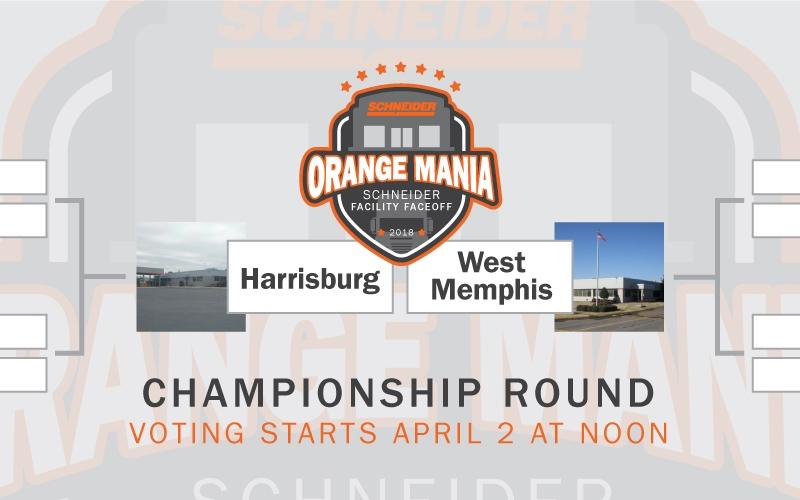 Orange Mania Championship