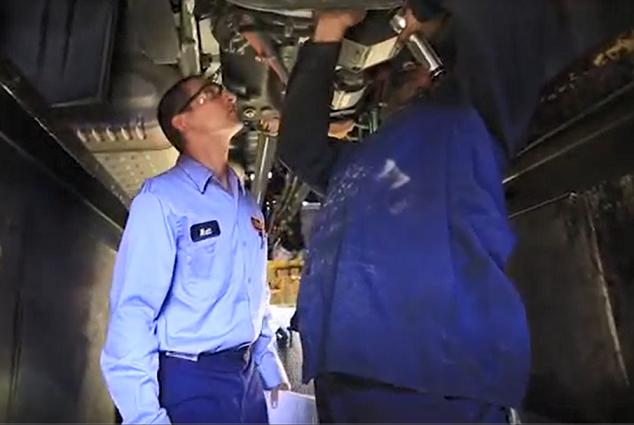 Schneider Diesel Technician Mentorship Last Months