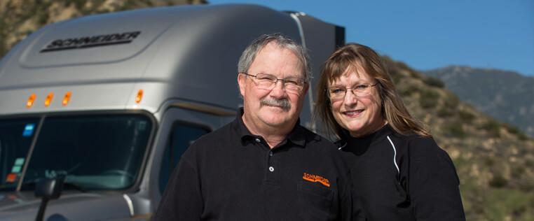 Schneider Team Truck Driving Jobs