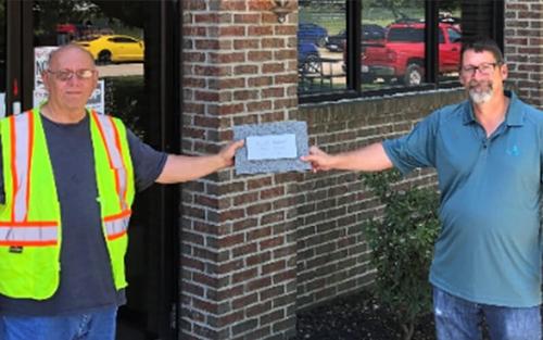 Featured Schneider driver Mike Darras recently reached 4 million safe miles.
