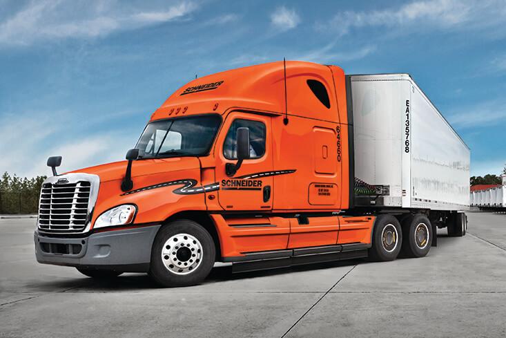 Schneider Dedicated Part-time Truck Driving Jobs