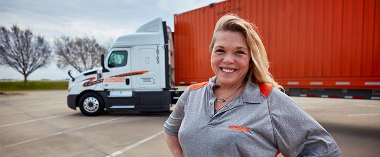 Schneider Experienced Truck Driver Jobs