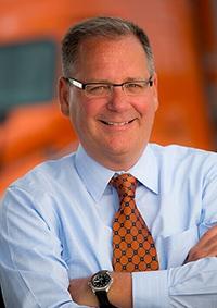 Schneider CEO Mark Rourke