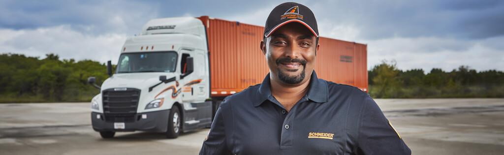 Schneider Truck Driving Jobs