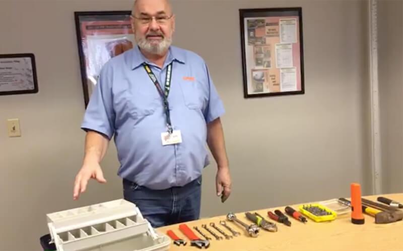 Truck Driver Tools