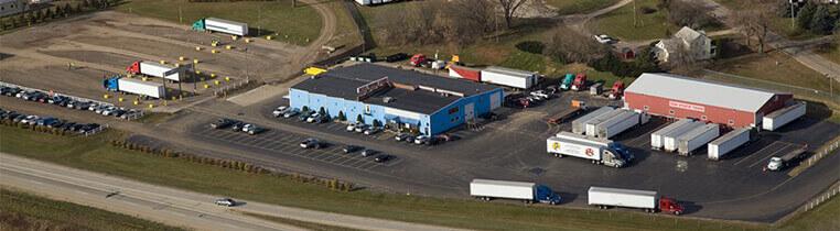 Diesel Truck Driver Training School