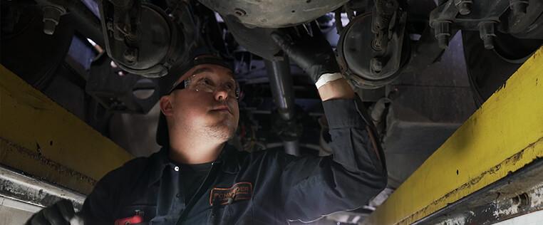 Why Schneider - Diesel Technician