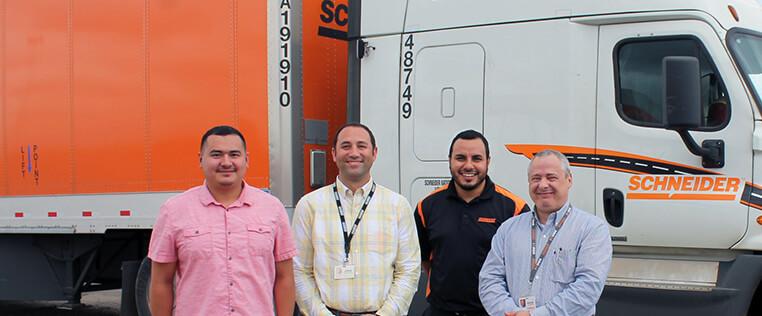 Schneider Spanish Recruiters