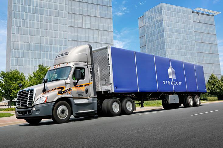 Schneider Dedicated Local Truck Driving Jobs