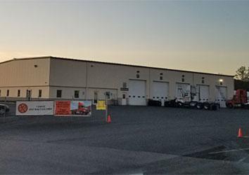 New Schneider facility in Shrewsbury, MA