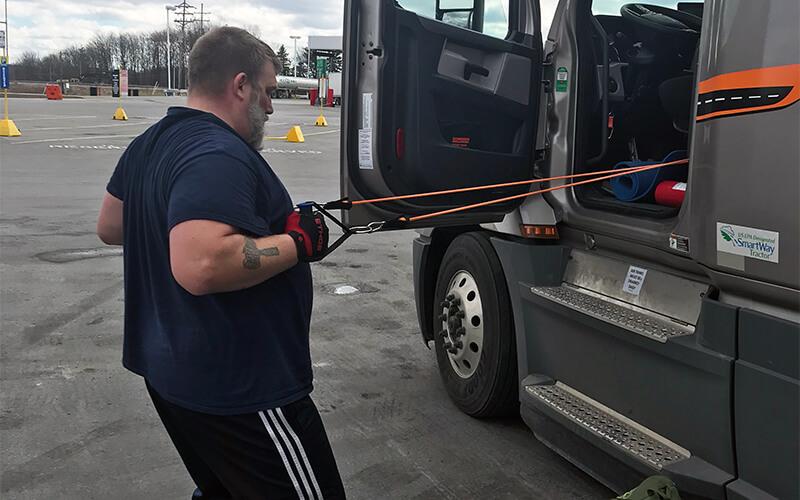 Healthy Trucker Lifestyle