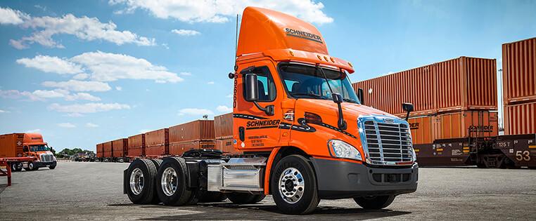 Schneider Local Truck Driving Jobs