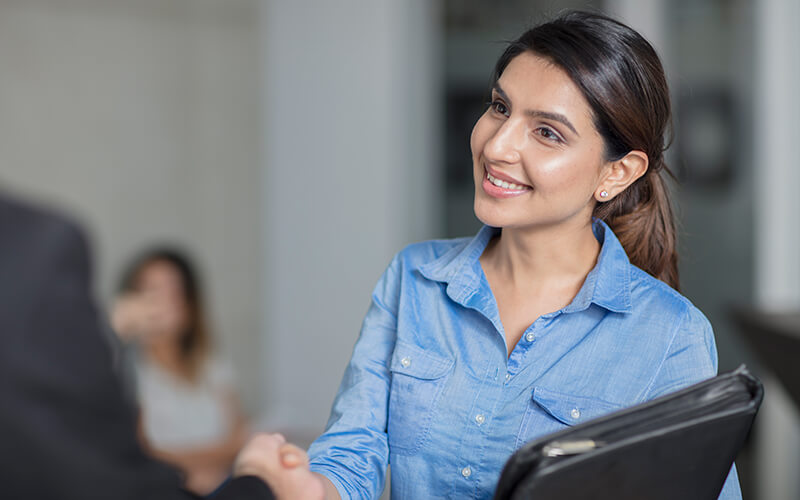 You should expect to answer commonly asked behavioral-based interview questions in both phone and in-person interviews.