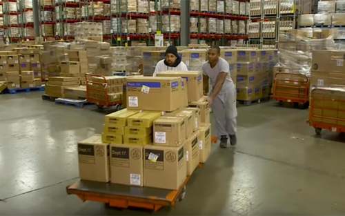 What to expect when applying for a warehouse job