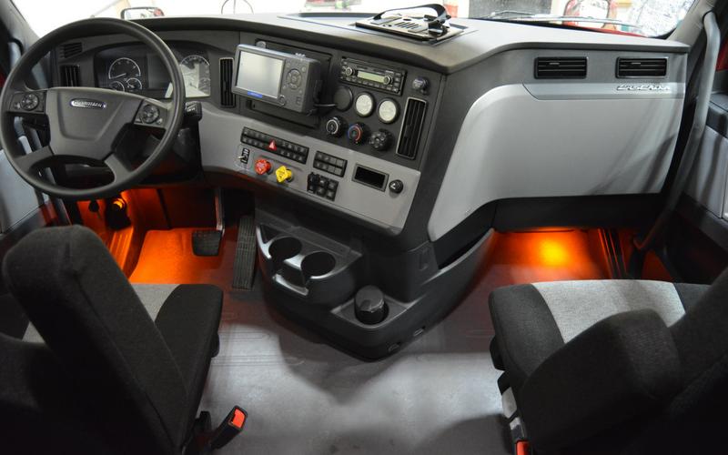 Freightliner Cascadia P4 Interior