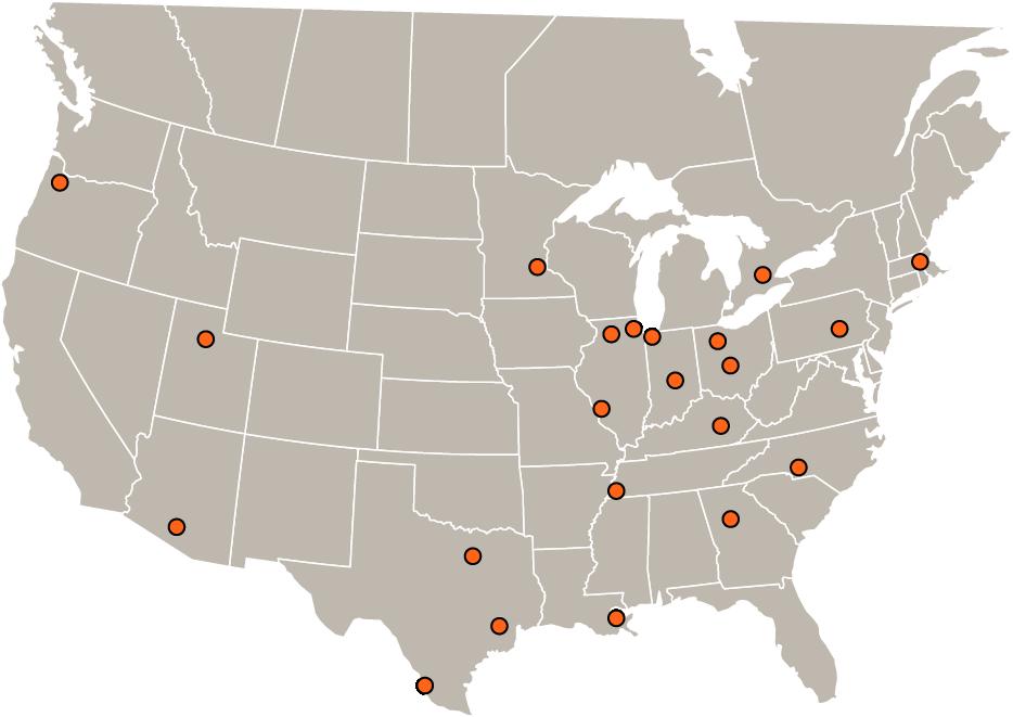 Schneider Diesel Technican job Locations