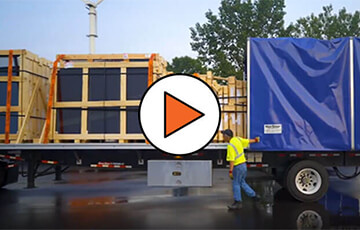 Driving on a Viracon Dedicated Account