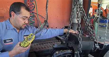 Diesel Technician | Home