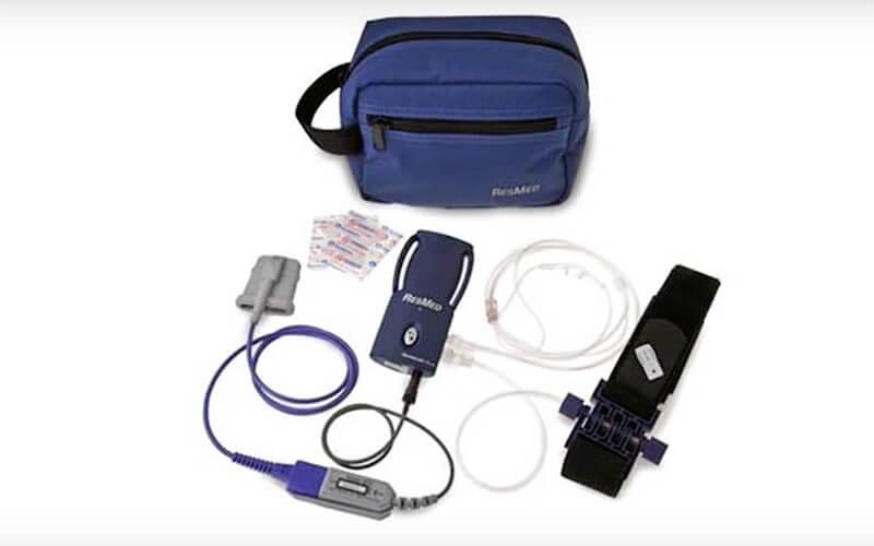 Schneider sleep apnea program test kit