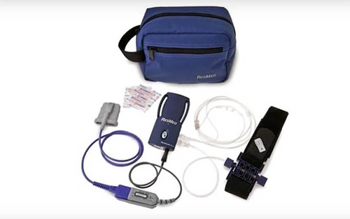 Schneider sleep apnea program test kit