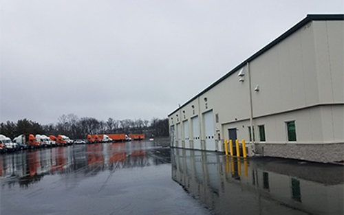 Schneider Schrewsbury Facility