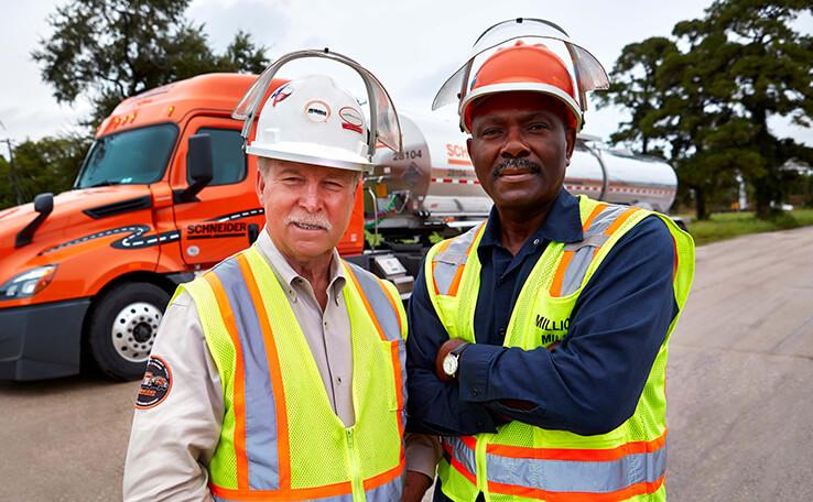 Schneider Truck Driver Career Paths