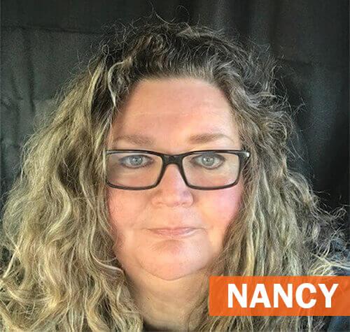 Schneider female driver, Nancy