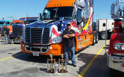 2016 Ride of Pride with awards