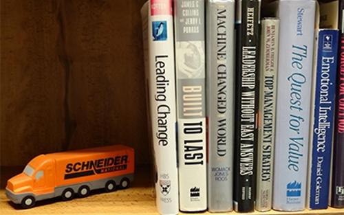 Don Schneider's Library
