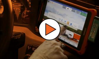 Schneider driver tablets