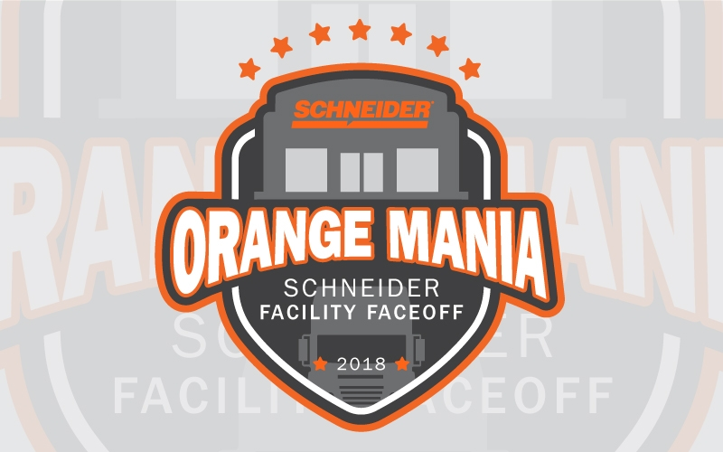 Schneider Facility Orange Mania Bracket
