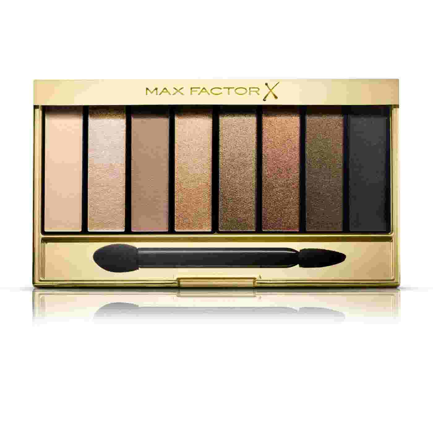 Max Factor Masterpiece Nude Eyeshadow Palette in Golden Nudes