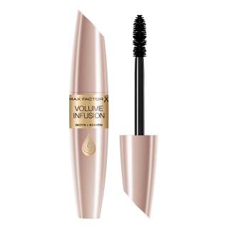 Volume Infusion Mascara in Black/Brown