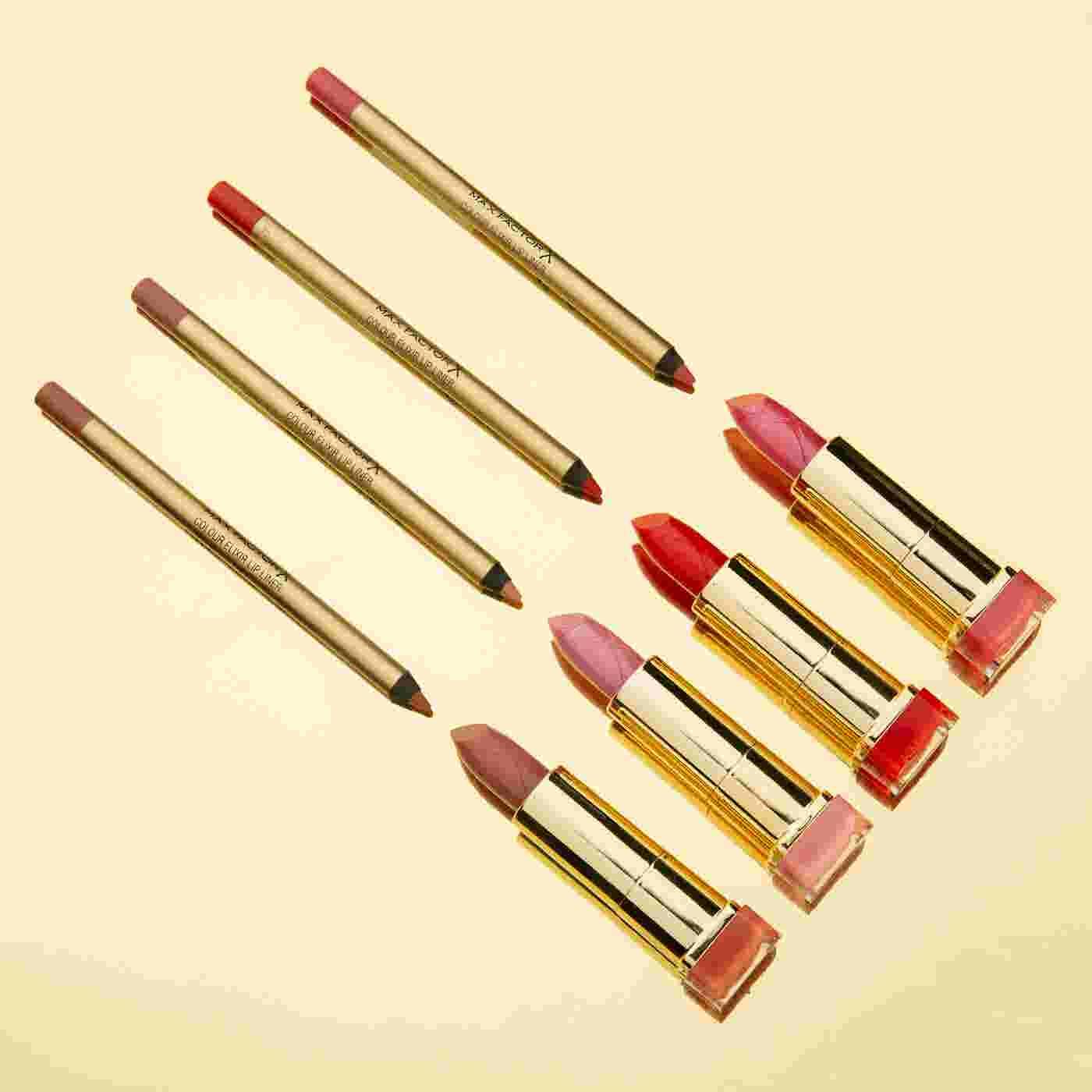 Max Factor Colour Elixir Lipstick and Colour Elixir Lip Liner