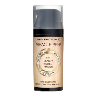 MIRACLE BEAUTY PREP PRIMER 3 IN 1 closed