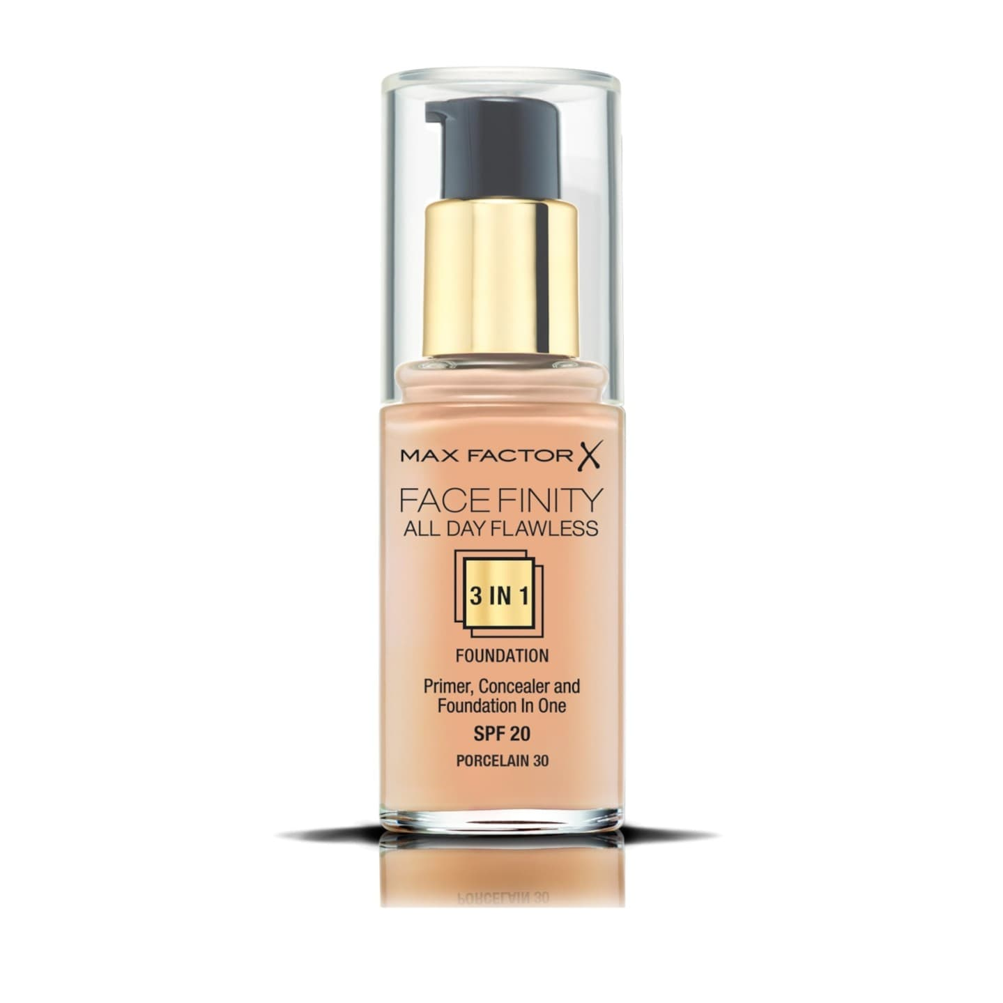 max factor ageless elixir 2 in 1 foundation beige 55