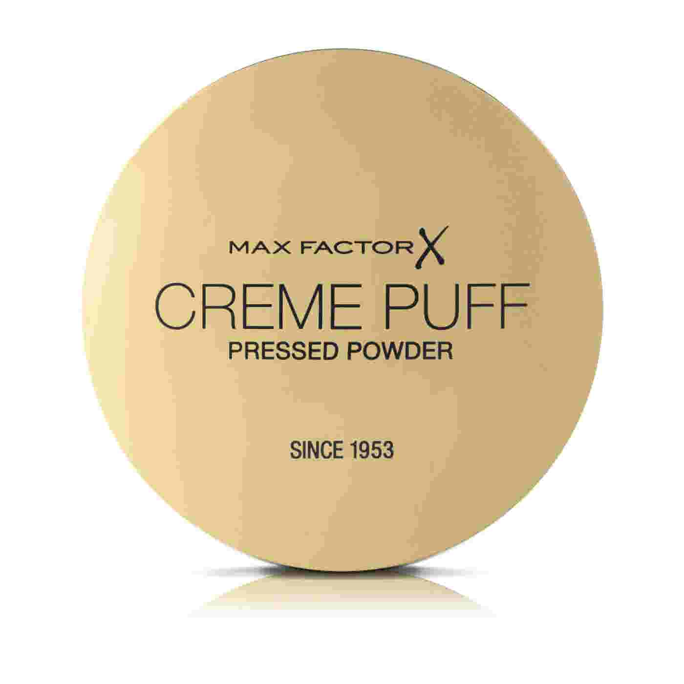 Max Factor Crème Puff Pressed Powder